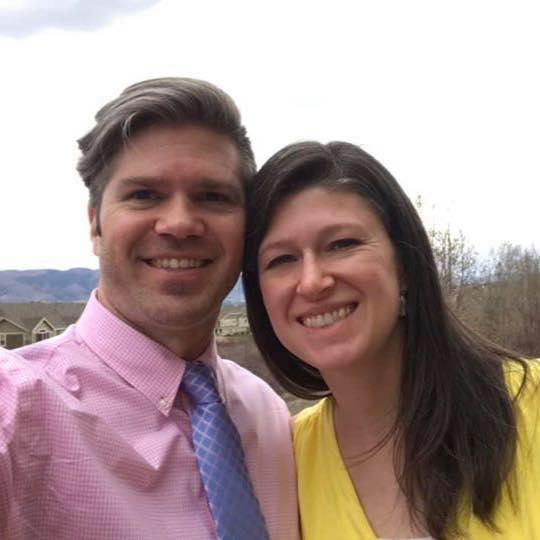 Kent and Elizabeth Slack