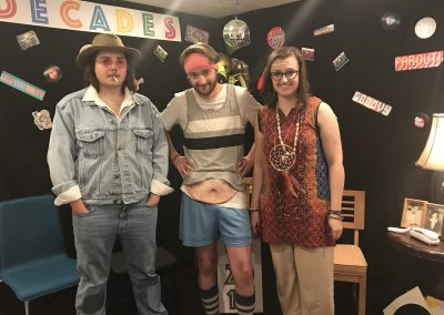 Costume Party 2019