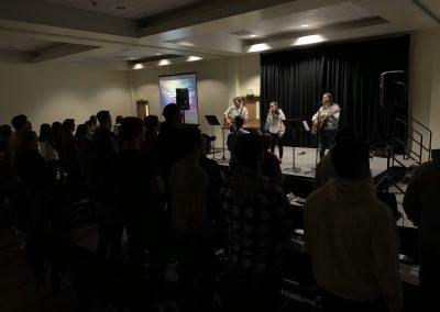 Bible Study-Spring 2020